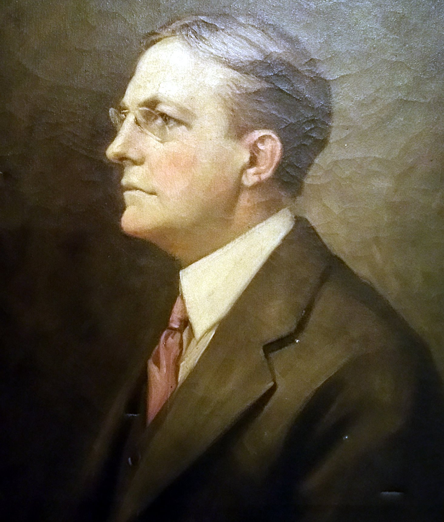 W Smith Portrait