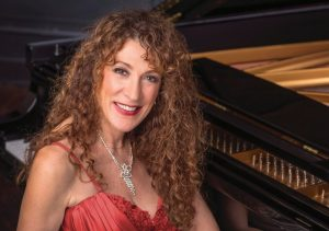 Rosa Antonelli, photographed at Steinway Hall by Chris Lee, 8/28/13. Photo by Chris Lee